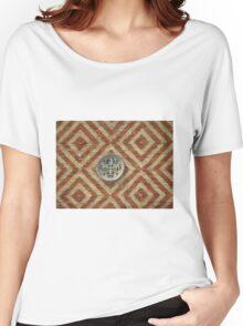 Ornate Italian Brickwork Women's Relaxed Fit T-Shirt