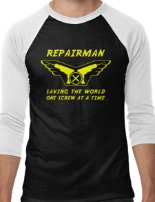 Repairman Men's Baseball ¾ T-Shirt