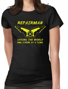 Repairman Womens Fitted T-Shirt
