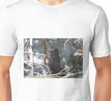 The Shy Visitor Unisex T-Shirt