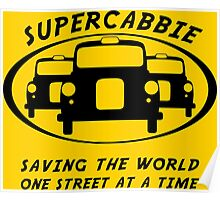 Supercabbie Poster