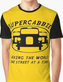 Supercabbie Graphic T-Shirt