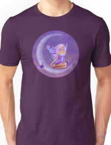 Lavender Moon Butterfly Fairy T-Shirt