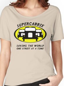 Supercabbie Women's Relaxed Fit T-Shirt