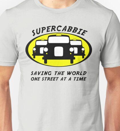 Supercabbie Unisex T-Shirt