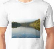 Reflections on Pieman River, Tasmania, Australia Unisex T-Shirt
