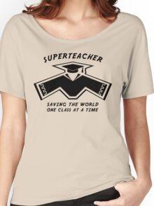 Superteacher Women's Relaxed Fit T-Shirt