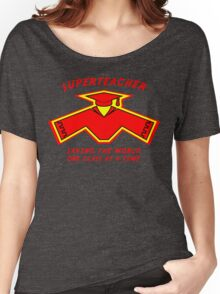 Superteacher Women's Relaxed Fit T-Shirt