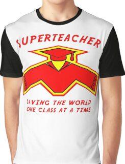 Superteacher Graphic T-Shirt