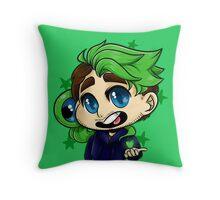 Jacksepticeye: Welcome Throw Pillow