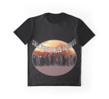 Gallifrey Falls No More Graphic T-Shirt