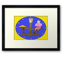 Worth Weight In Gold Framed Print