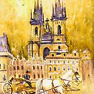 Prague Authentic 02 by Goodaboom
