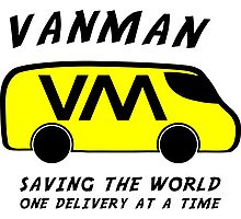 Vanman Photographic Print