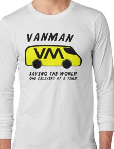Vanman Long Sleeve T-Shirt