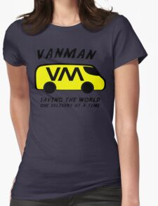 Vanman Womens Fitted T-Shirt