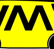 Vanman Sticker