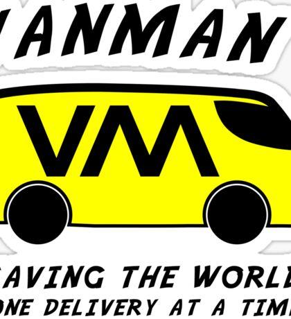 Vanman Sticker