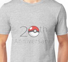 Pokémon 20th Anniversary Unisex T-Shirt