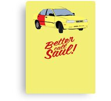 Better Call Saul Esteem Canvas Print