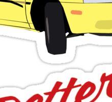 Better Call Saul Esteem Sticker