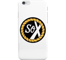 SoX - Chance The Rapper & The Social Experiment LARGE LOGO iPhone Case/Skin