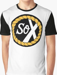 SoX - Chance The Rapper & The Social Experiment LARGE LOGO Graphic T-Shirt