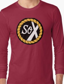 SoX - Chance The Rapper & The Social Experiment LARGE LOGO Long Sleeve T-Shirt