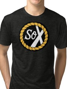 SoX - Chance The Rapper & The Social Experiment LARGE LOGO Tri-blend T-Shirt