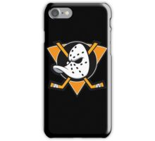 Anaheim Mighty Ducks iPhone Case/Skin