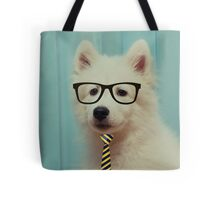 Professor Mozart Tote Bag