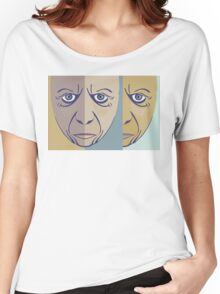 FACES #3 Women's Relaxed Fit T-Shirt