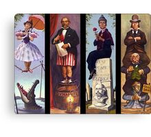 All haunted mansion Canvas Print