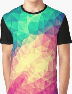 color tile Graphic T-Shirt