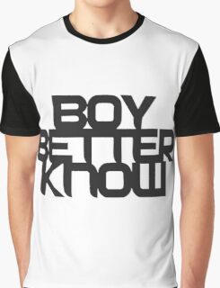 Boy Better Know | 2016 Graphic T-Shirt