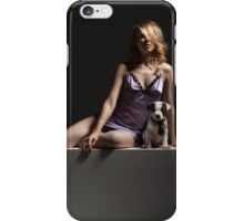 Boxes, Shadows and A Dog iPhone Case/Skin