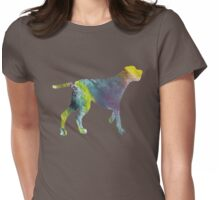 Redbone Coonhound Womens Fitted T-Shirt