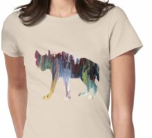 Hyena  Womens Fitted T-Shirt