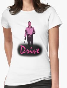 Drive- Ryan Gosling Womens Fitted T-Shirt