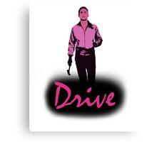Drive- Ryan Gosling Canvas Print