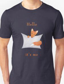 Shy fox Unisex T-Shirt