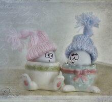Easter Buddies by SandraRos