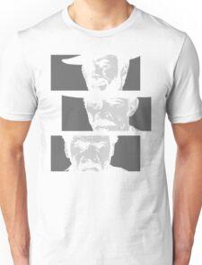 Blondie, Angel Eyes, Tuco Unisex T-Shirt