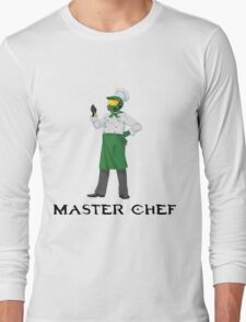 Master Chef Long Sleeve T-Shirt