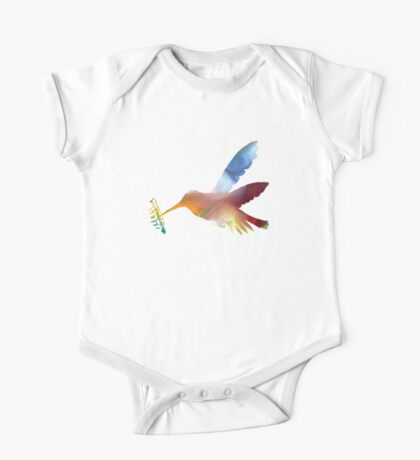 Humming bird One Piece - Short Sleeve