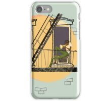 Jazzy Sunrise iPhone Case/Skin