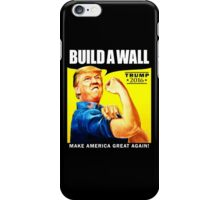 Build a Wall iPhone Case/Skin