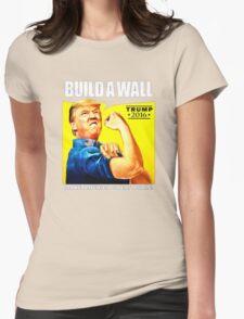 Build a Wall Womens T-Shirt