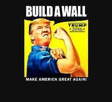 Build a Wall Unisex T-Shirt