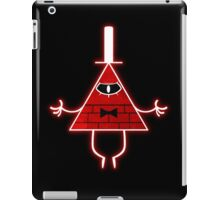 Gravity Falls Bill Cipher Angry iPad Case/Skin